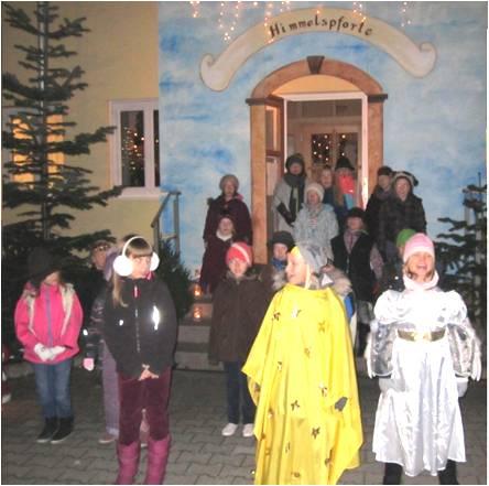 Schulspielgruppe_Weihnachtsmarkt_1