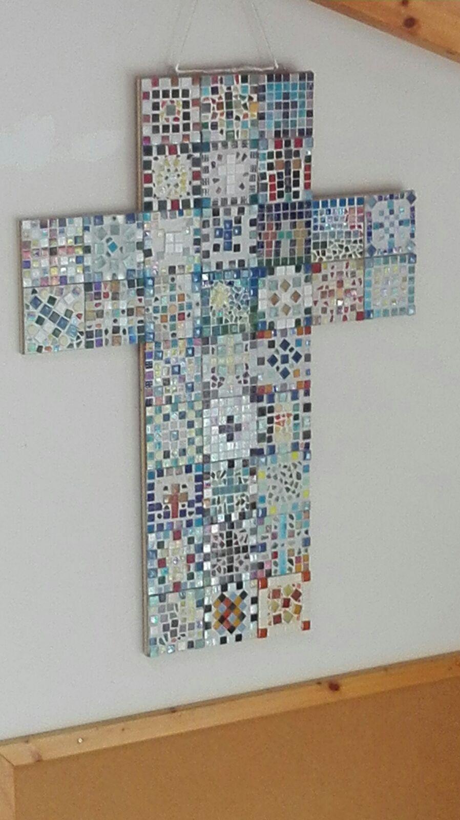Mosaikkreuz